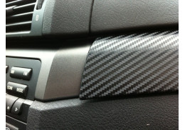 Inserts décoratifs carbone BMW M Performance pour BMW X4