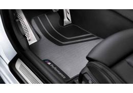 Jeu de tapis de sol textile BMW M Performance X4 F26