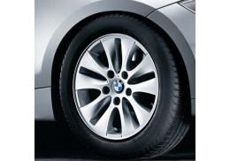 Jante Style 229 à rayons en V pour BMW Série 1 E81 E82 E87 E88