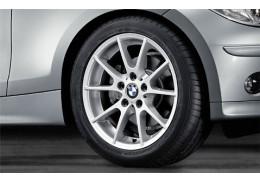 Jantes Style 178 à rayons doubles pour BMW Série 1 E81 E82 E87 E88