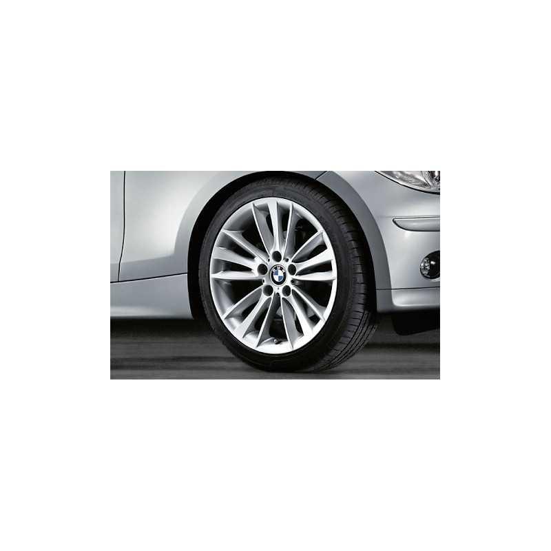 Jantes Style 263 à rayons en W pour BMW Série 1 E81 E82 E87 E88