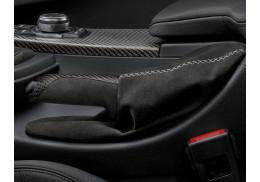 Poignée de frein à main avec soufflet  BMW Performance BMW Série 2 F22 Coupé F23 Cabriolet