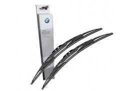 Jeu de balais d'essuie glace avant Flat Blade BMW Série 3 E46
