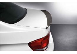 Becquet arrière en carbone BMW M Performance pour BMW E92
