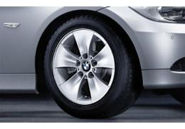 Jante Style 155 à rayons en étoile pour BMW Série 3 E90 E91