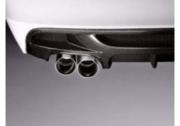 Système de silencieux BMW Performance pour BMW Série 3 E90 E91 E92 E93 (diesel uniquement)