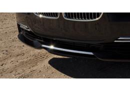 Cache centrale de pare-choc chromé pour BMW Série 3 F30 F31