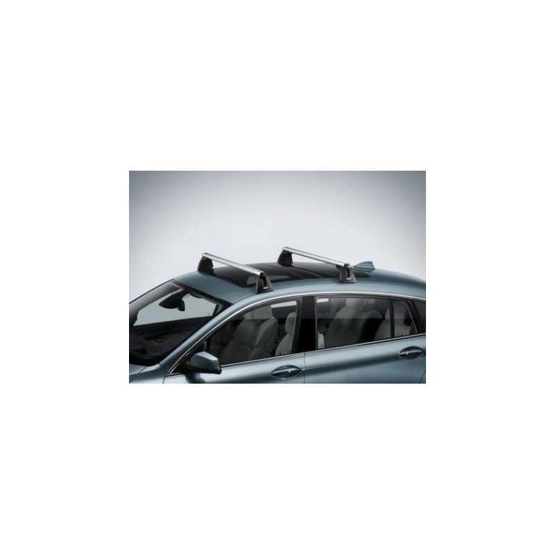 Barres de toit BMW, verrouillables Série 5 G30 G31