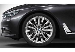 """Jante 20"""" style 646 à rayons en W pour BMW 6 Gran Turismo G32"""