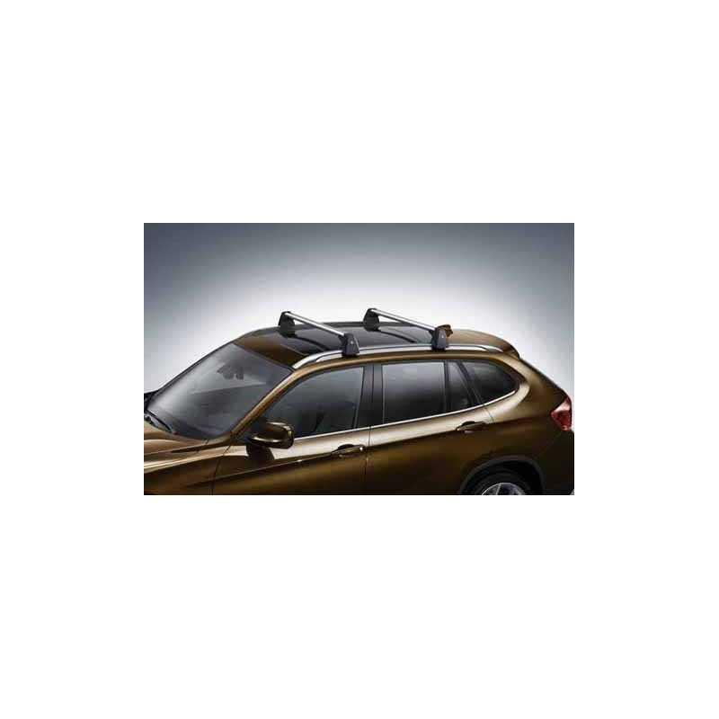 Barres de toit BMW, verrouillables X1 E84