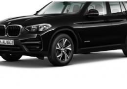 """Jante en alliage léger 18"""" style 689 Jet Black pour BMW X3 G01"""