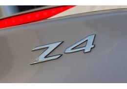Logo de coffre BMW Z4