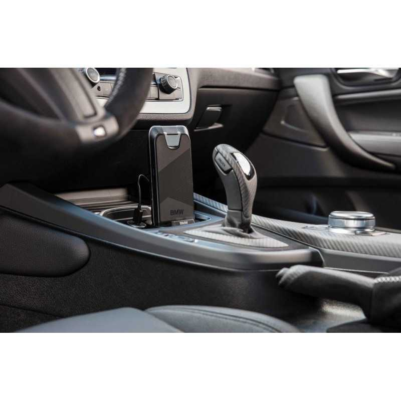 Support smartphone de chargement sans fil universel pour BMW X1 F48
