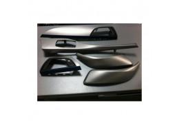 """Kit complet placage intérieur finition """"Hexagon"""" pour BMW Série 1 F20 F21 Phase 1 (non LCI)"""