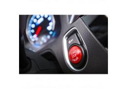 Commutateur bouton rouge démarrage et arrêt moteur pour BMW Série 3 F30 F31 F34 GT