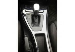 Cache de console centrale noir brillant pour BMW Série 3 E90 E91 E92 E93