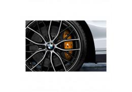 Jeu freins avant/arrière BMW Performance (couleur au choix) M Performance BMW Série 3 F30 F31 F34 GT