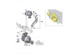 Anneau entretoise de turbocompresseur pour BMW Série 3 E90 E91 E92 E93