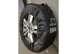 Jeu de 4 housses pour roues complètes BMW Série 5
