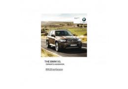 Notice d'utilisation du véhicule pour BMW X5 E70