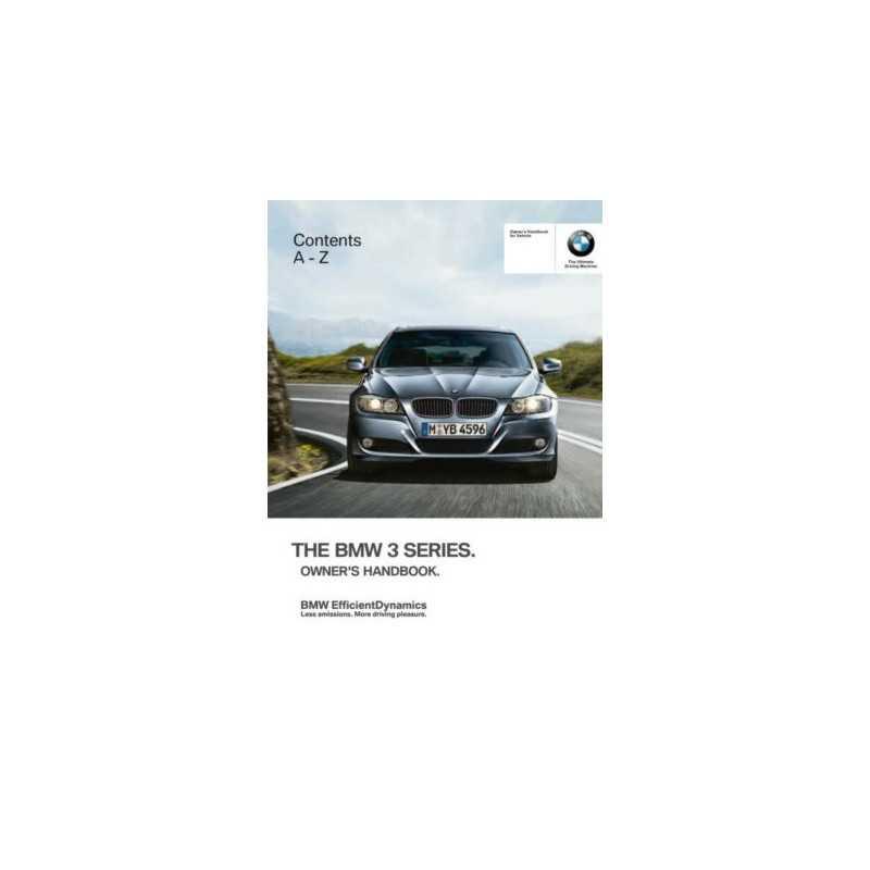 BMW Neuf D/'Origine 3 E92 2006-2007//09 Protection Ceinture de Sécurité