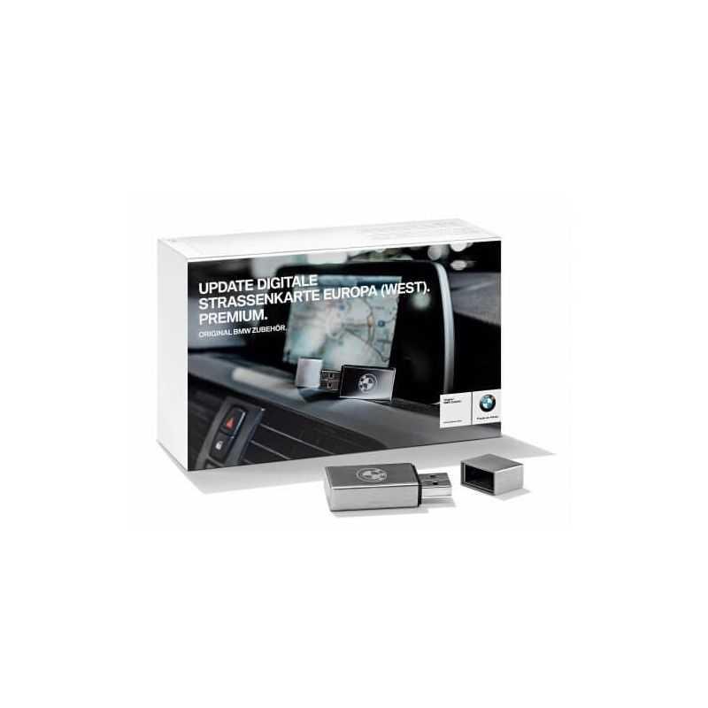 Mise à jour de navigation 2019 (USB) Europe 43 pays par BMW Série 4