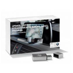 Mise à jour de navigation 2019 (USB) Europe 43 pays par BMW Série 5 E60 E61