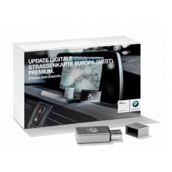 Mise à jour de navigation 2020 (USB) Europe 43 pays par BMW Série 5 E60 E61