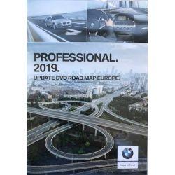 Mise à jour de navigation 2019 (DVD) Europe 43 pays par BMW Série 1 E81 E82 E87 E88