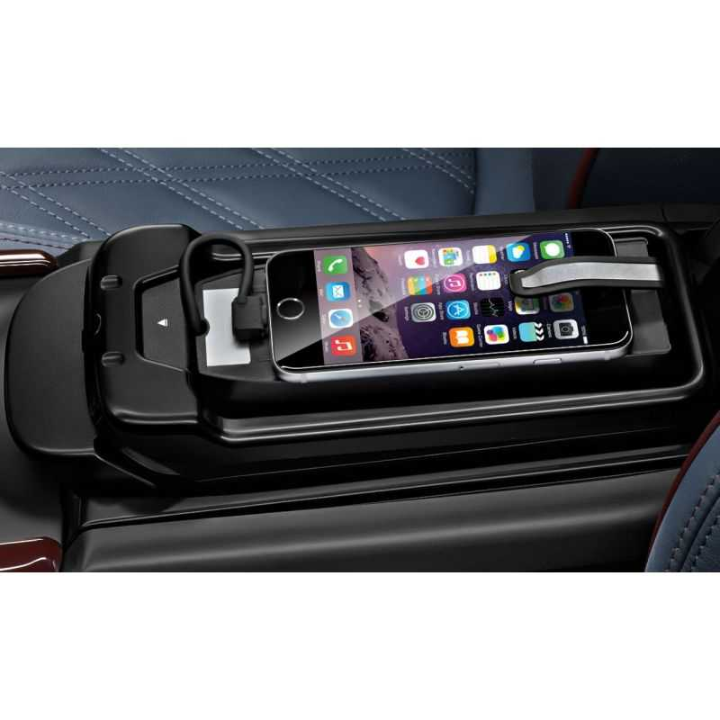 Snap-in universel Apple pour BMW X1 F48
