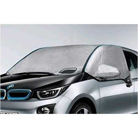 Housse de siège klimatisierend Gris Pour BMW i3 i01 Hayon Hatchback 5-porte 08.13