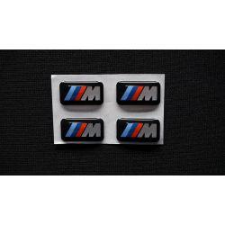 Jeu de plaquettes M pour jantes BMW Série 2