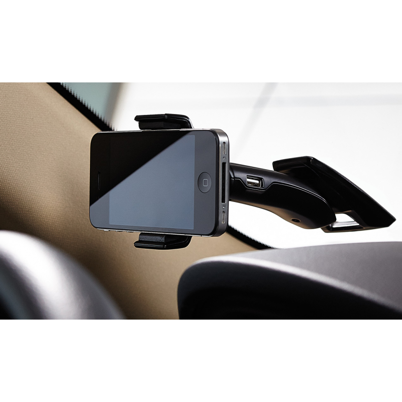 Système de fixation universel pour smartphone et GPS BMW Série 2