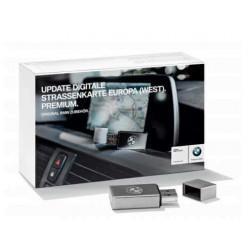 Mise à jour de navigation 2020 (USB) Europe 43 pays par BMW Série 7F01 F02 F04 G11 G12