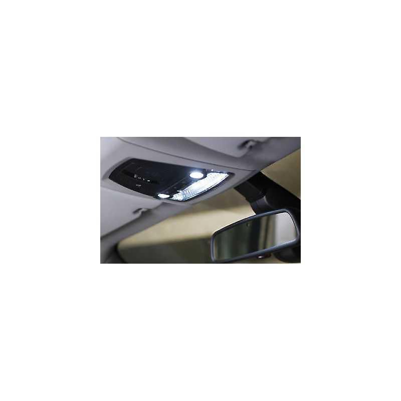 Kit éclairage à LED BMW (4 pièces) BMW Série 6 E63 E64 F12 F13