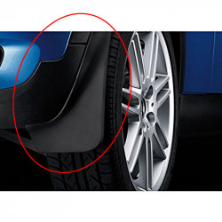 Bavettes avant pour BMW Série 6 E63 E64 F12 F13