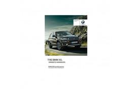 Notice d'utilisation du véhicule pour BMW X5 F15