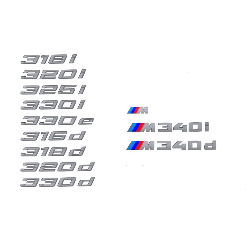 Autocollant de Levier de Vitesse pour BMW ////M E82 E90 E60 F10 F30 F34