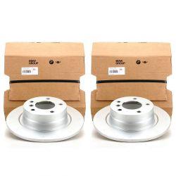 Disques de frein arrière pour BMW Série 5 E39 E60 E61 F10 F11 F07 GT