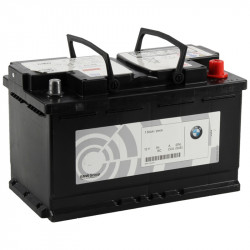 Batterie BMW Série 7 f02