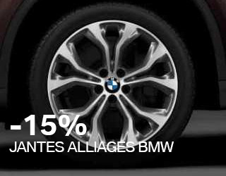 JANTES ALLIAGES BMW